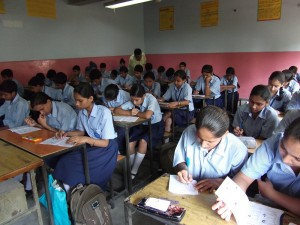 Aptitude Test - GMSSS Sector 44B, Chandigarh